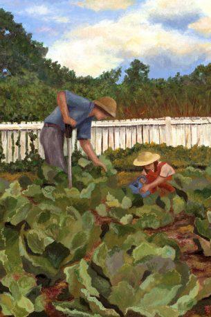Gardeners by Kerri Kane