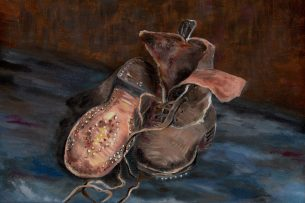 Old Boots by Kerri Kane