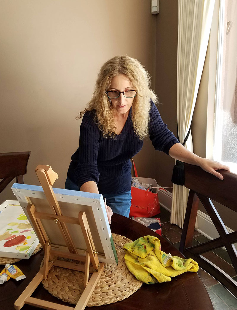 """Me working on my next """"ahem"""" masterpiece"""