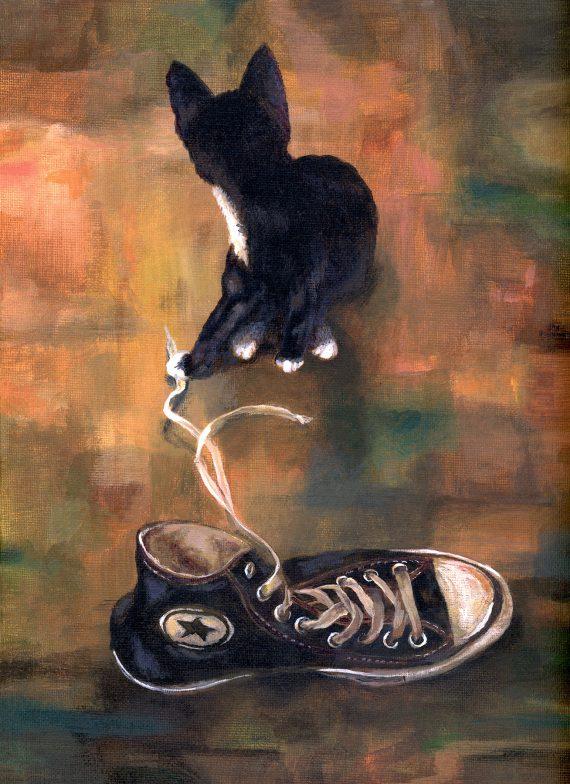 Sebastian & the Shoelace